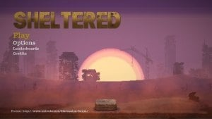 Sheltered Unicube Team17 Playstation4 PS4 Review by Another World GBAtemp Main