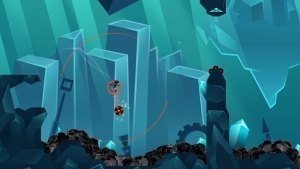 Magnetic By Nature OUYA Review GBATemp Another World Attract