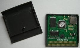 GBAtemp Review Everdrive GG Sega Game Gear by Another World PCB3