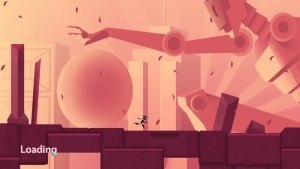 Magnetic By Nature OUYA Review GBATemp Another World Loading