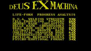Deus Ex Machina OUYA Review GBAtemp by Another World 8-bit Life Stats