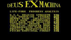 Deus Ex Machina OUYA Review GBAtemp by Another World 8-bit Life Stats