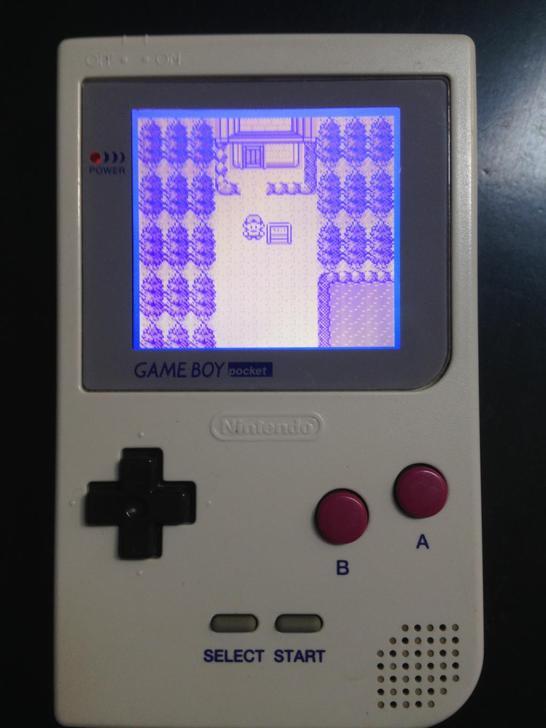 Game Boy Pocket Amp Game Boy Dmg Chip Based Backlight Mod
