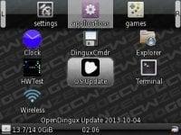 GCW Zero GBAtemp Review OS Update Icon JPG