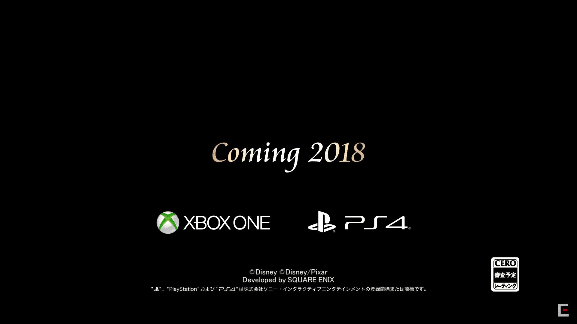 Kingdom Hearts 3 2018 release date