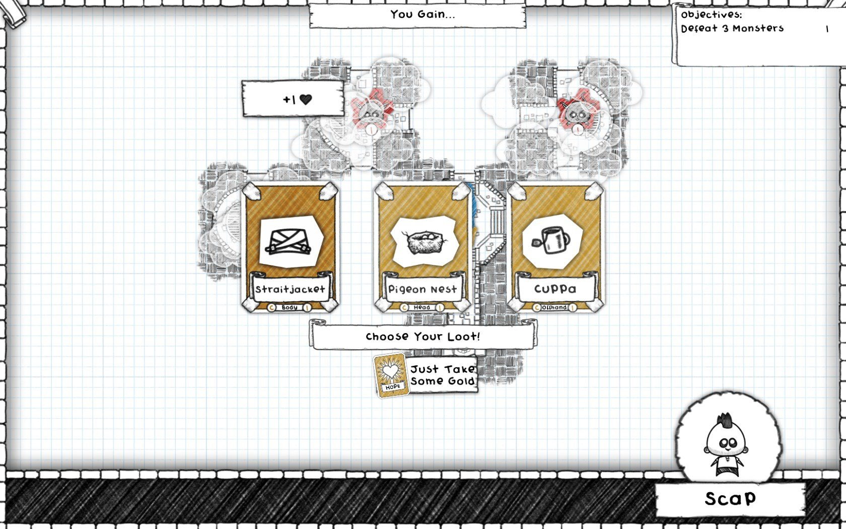 Review: Guild of Dungeoneering (Computer) | GBAtemp net - The