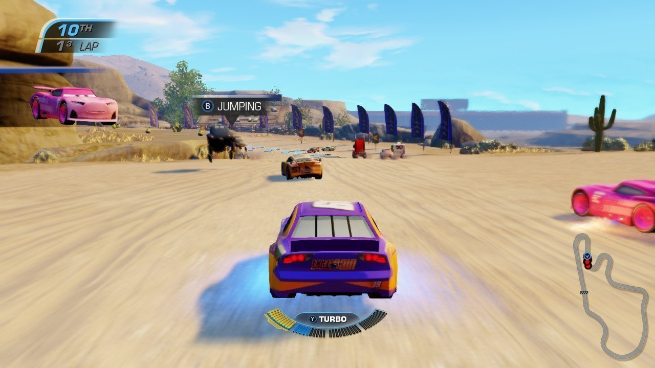 Official Review Cars 3 Driven To Win Nintendo Switch Gbatemp Net The Independent Video Game Community
