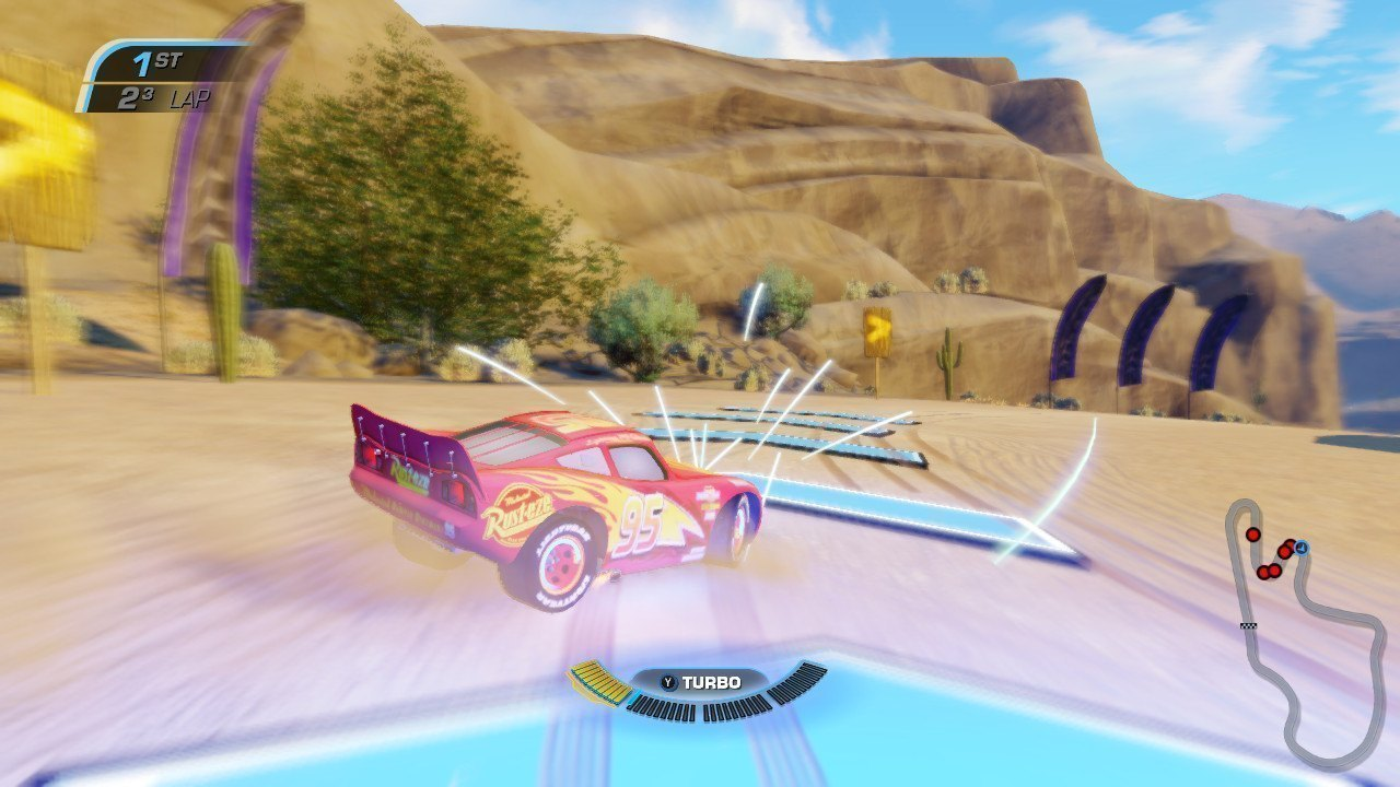 Review Cars 3 Driven To Win Nintendo Switch Gbatemp Net The