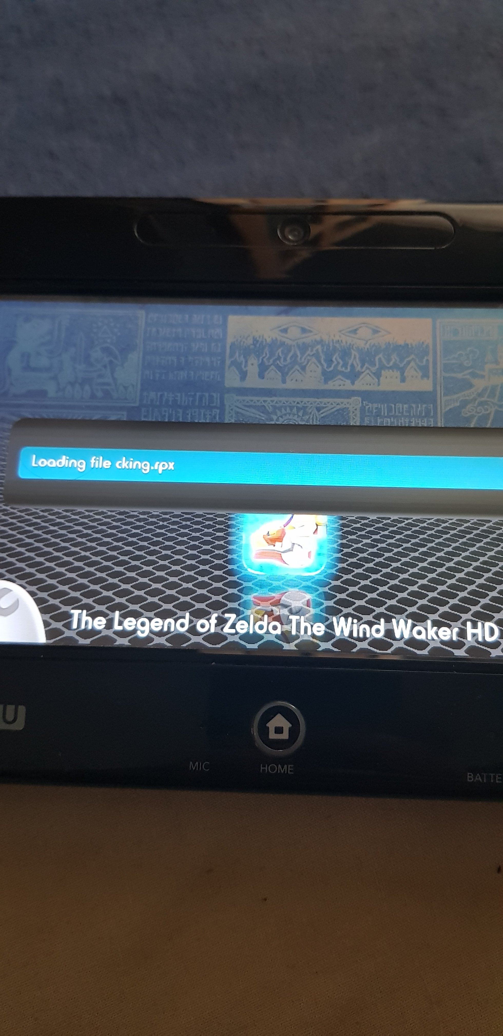 Loadiine GX2 Freezing   GBAtemp net - The Independent Video Game