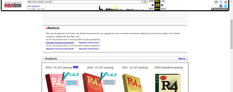 R4 Upgrade Firmware Download