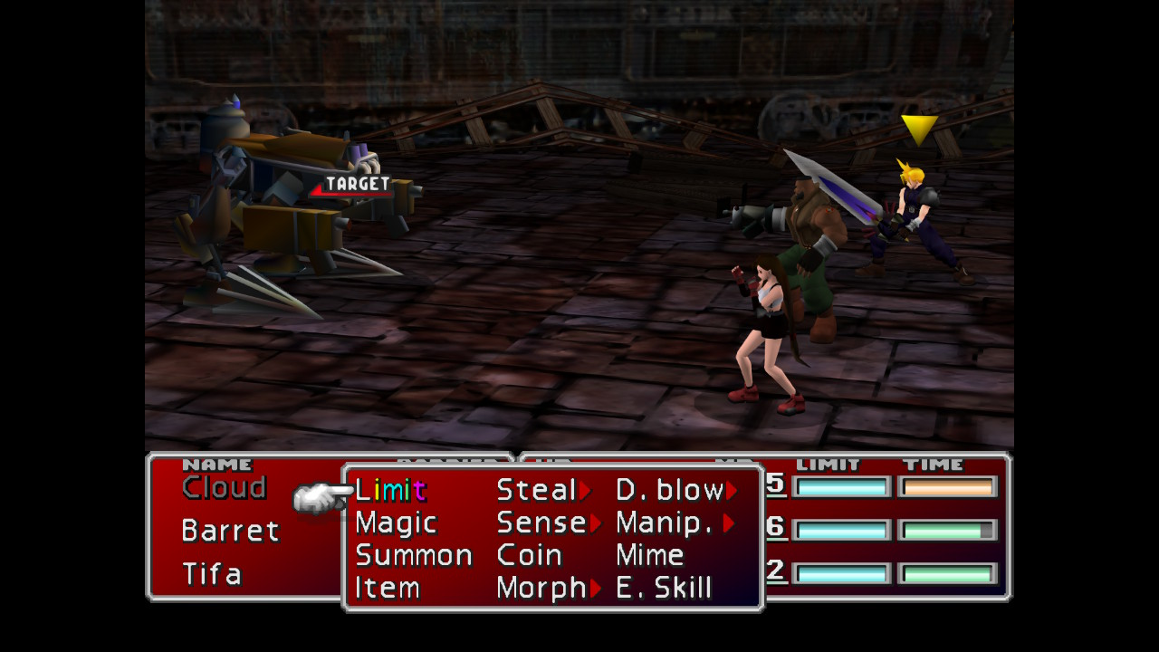 RELEASE - Final Fantasy VII: A New Threat [Switch Version