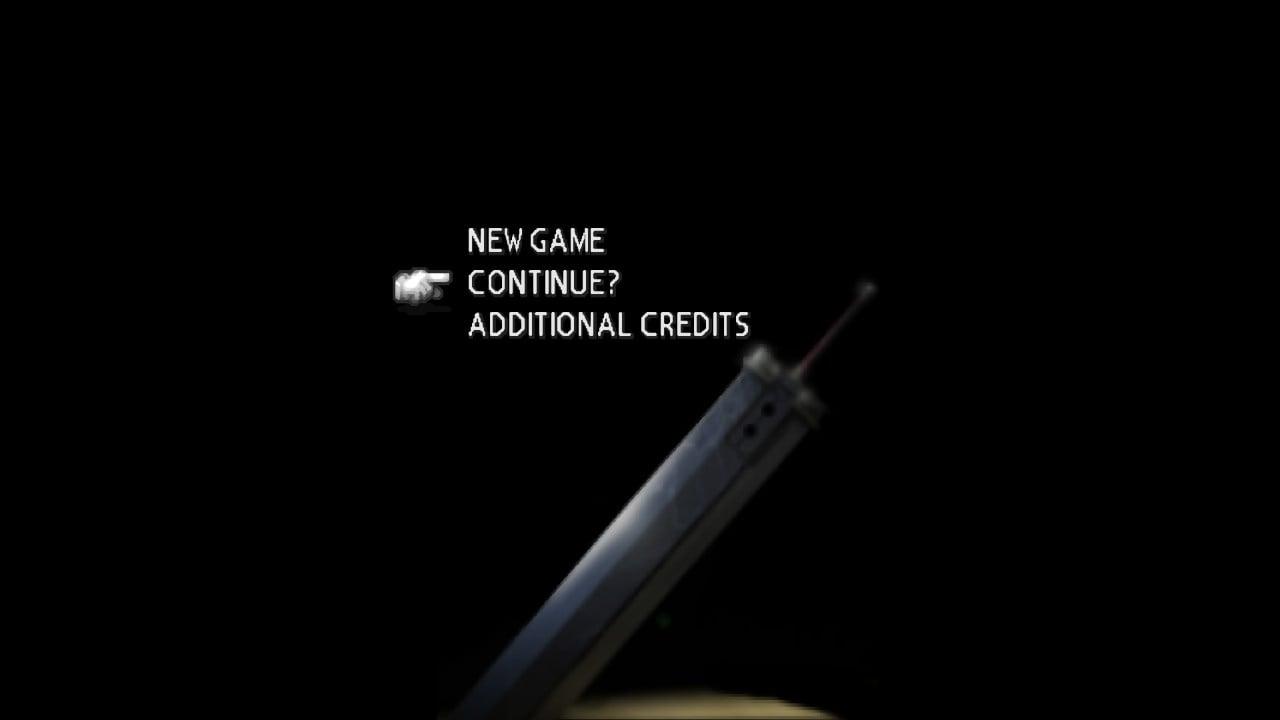 RELEASE - Final Fantasy VII: A New Threat [Switch Version] | GBAtemp