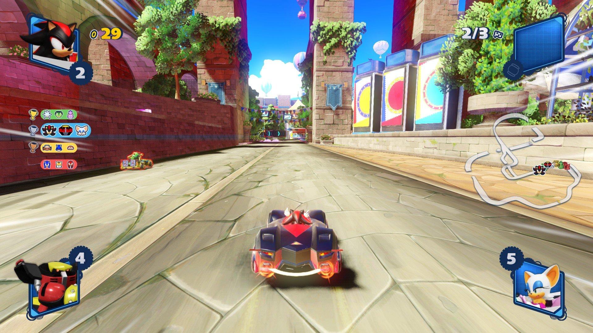 Allsonicgames Net official review: team sonic racing (computer)   gbatemp