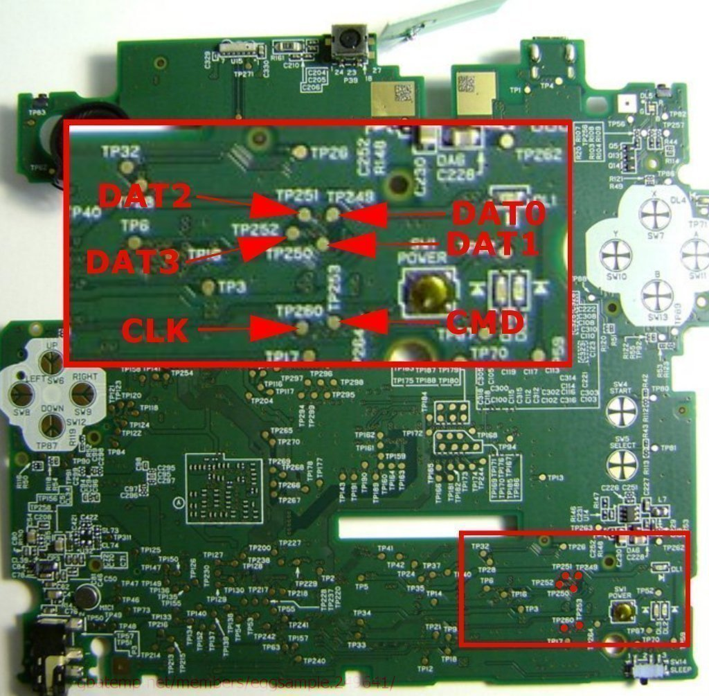 q] how to add usb port to a 3ds i need quick nand access Nintendo 3DS XL Mods at creativeand.co