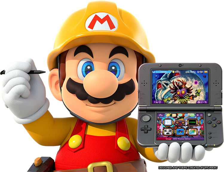 3ds Skin mario maker.png