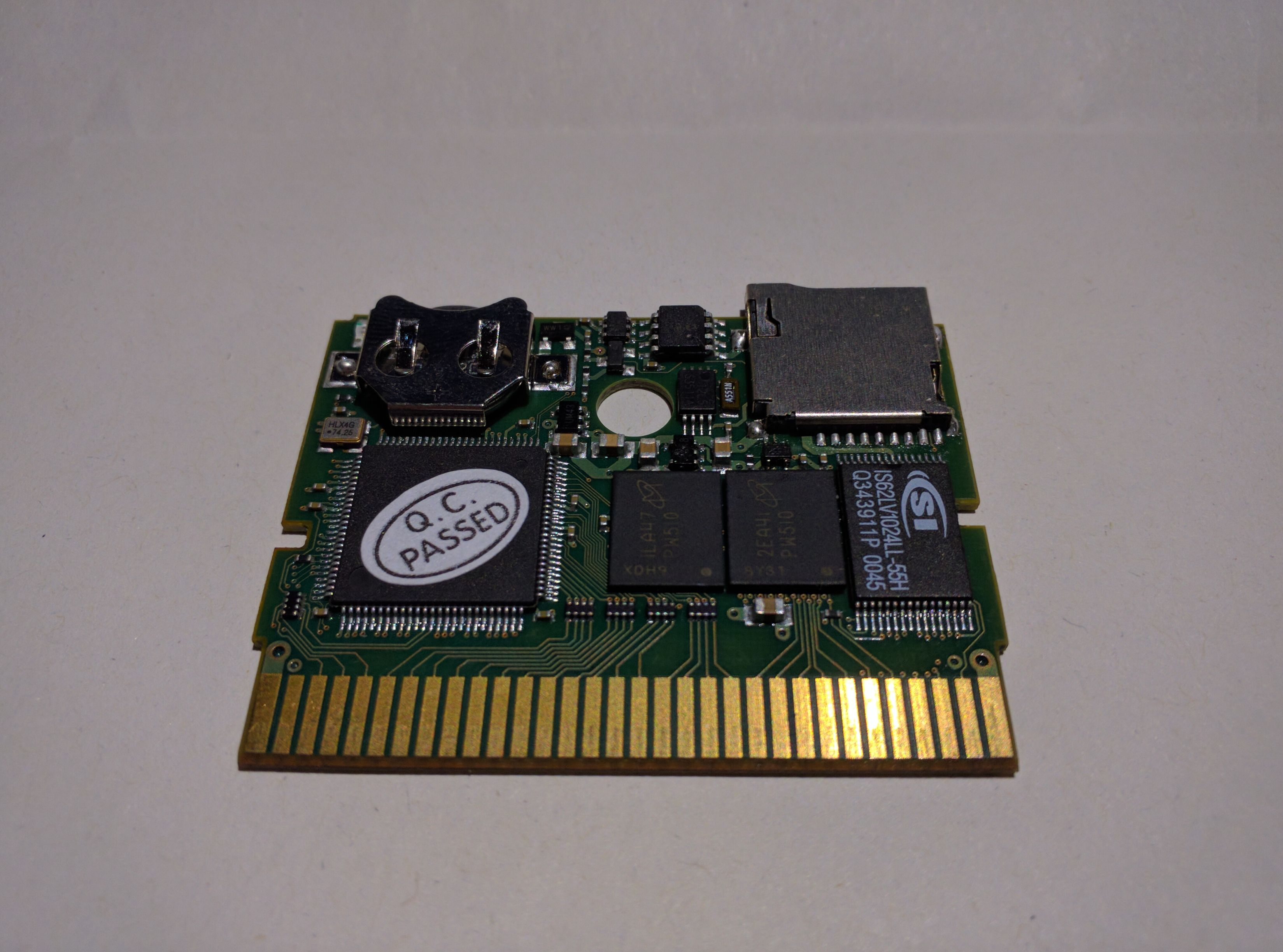 Game boy color everdrive - Attachthumb58617
