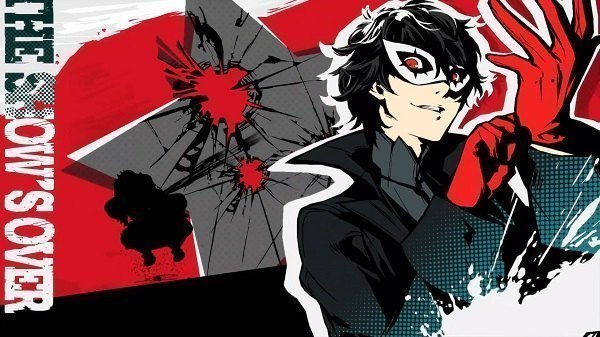 Persona 5's Joker will be joining Super Smash Bros  Ultimate