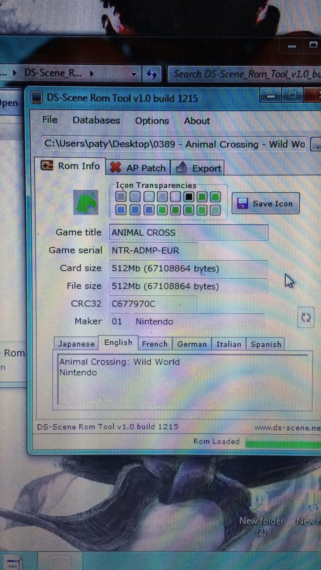 Hiya CFW NDS Rom Bugs | GBAtemp net - The Independent Video Game