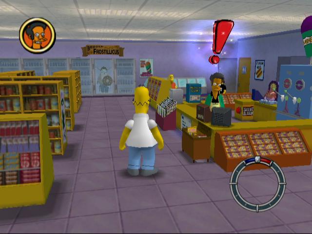 69845-the-simpsons-hit-run-gamecube-screenshot-talk-to-apu.png