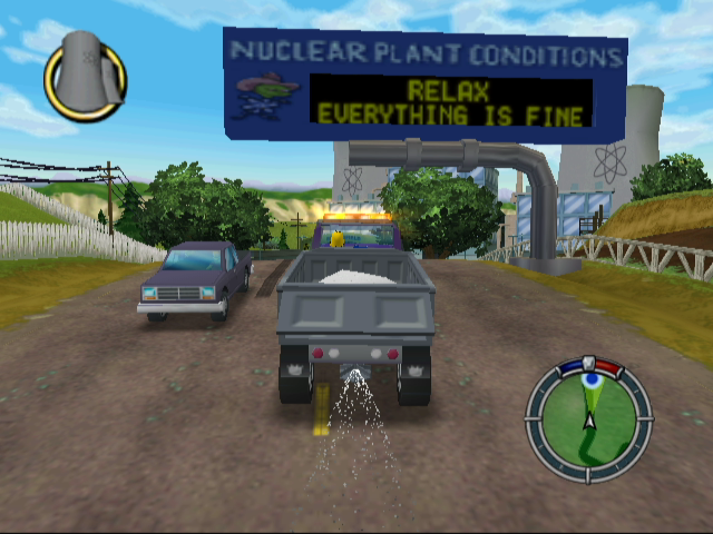 69852-the-simpsons-hit-run-gamecube-screenshot-approaching-the-power.png