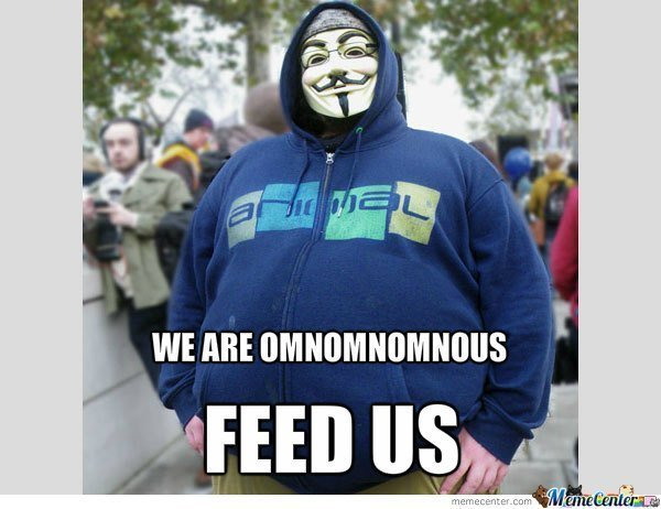 they call themselves anonymous they are hackers on steroids