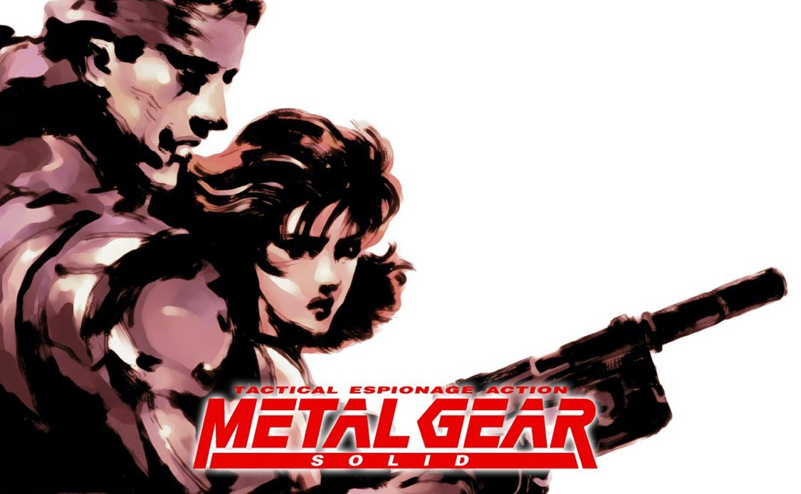 'Metal Gear Solid' and other Konami classics come to GOG.com