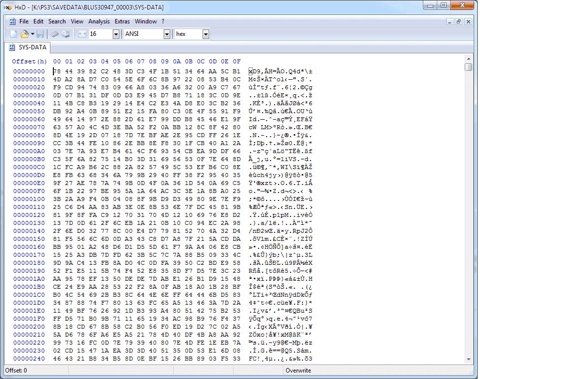 Ni No Kuni (US) Save Modification | GBAtemp net - The