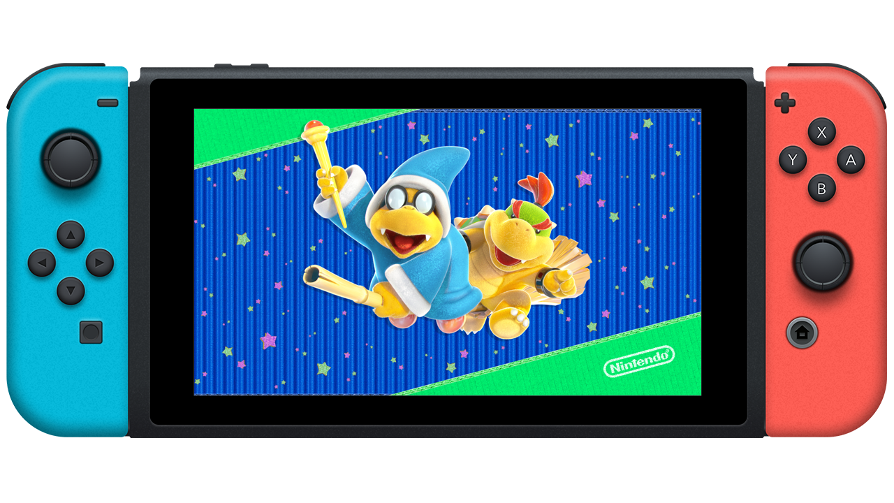 - Console+Yoshi's Crafted World 1280x720p.png