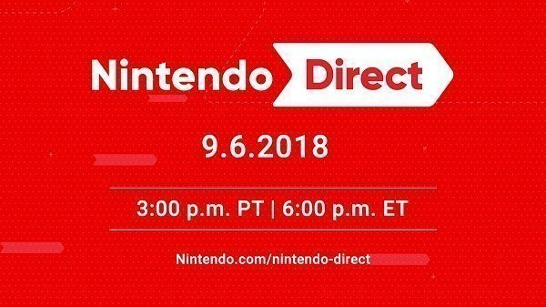 September Nintendo Direct 2018