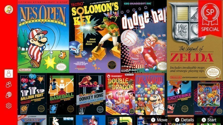 Nintendo Switch Online Service Adds 20 NES Titles