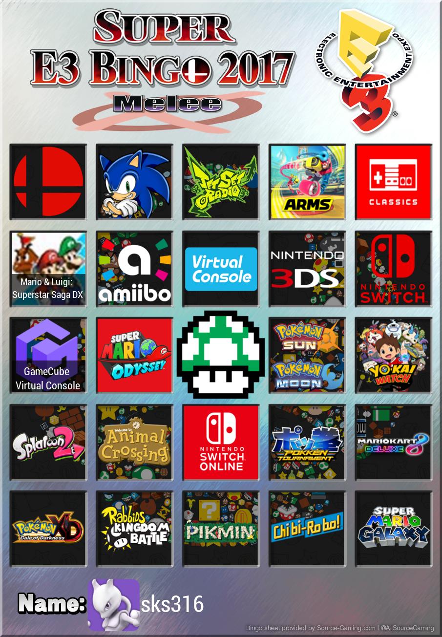E3 Bingo Card.png