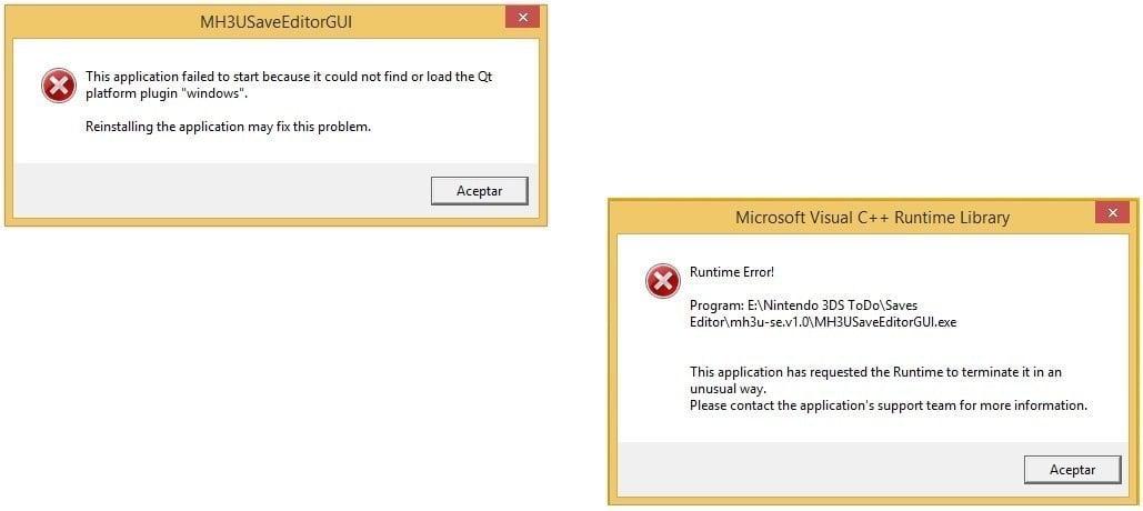 Release] MH3U Save Editor GUI | GBAtemp net - The Independent Video