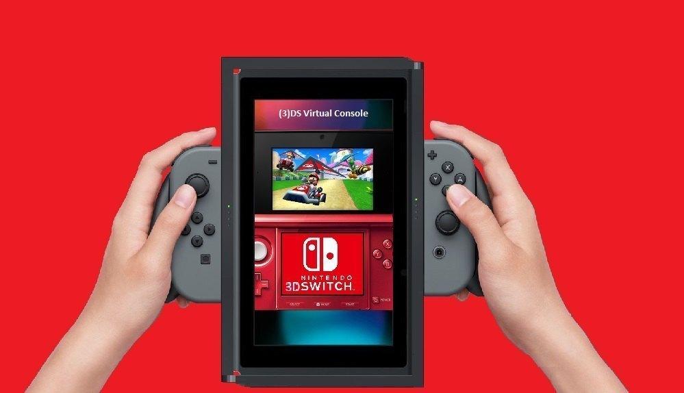 Nintendo DS on switch (DeSmuME)   GBAtemp net - The