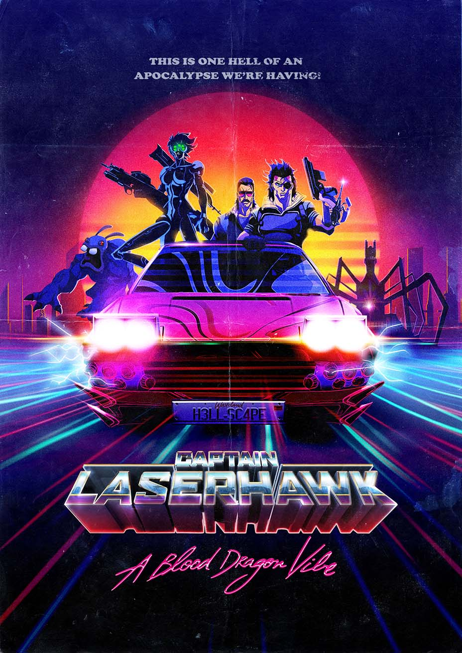 Netflix S Castlevania Producer To Work On Far Cry 3 Blood Dragon Tv Adaptation Gbatemp Net The Independent Video Game Community
