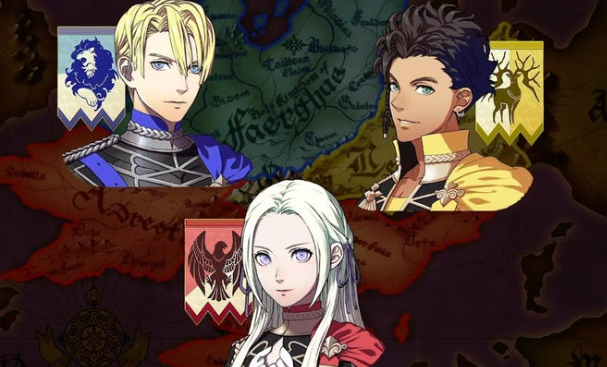 Which house did you side with in Fire Emblem: Three Houses