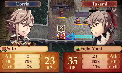 Fire Emblem Conquest Best Corrin Build