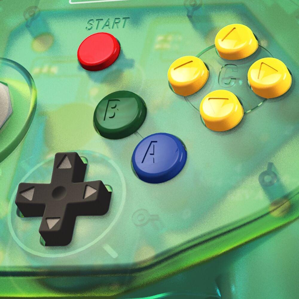 Retro-Bit pays homage to the Nintendo 64   Page 3   GBAtemp net