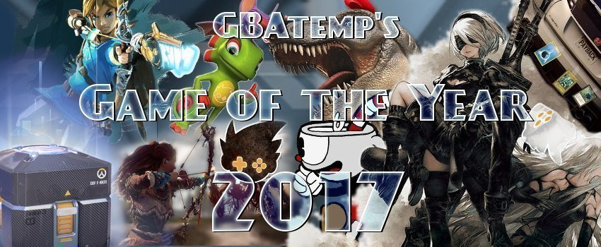 GBAtemp Exclusive - GBAtemp Game of the Year 2017 Voting: PC | GBAtemp.net - The Independent ...