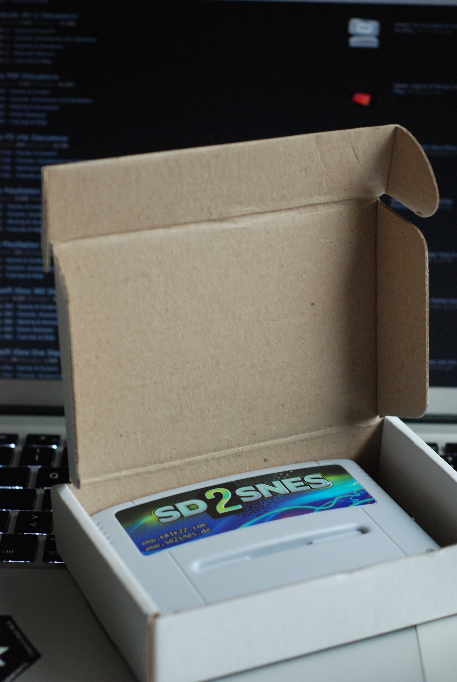 Review: SD2SNES (Hardware) | GBAtemp net - The Independent Video