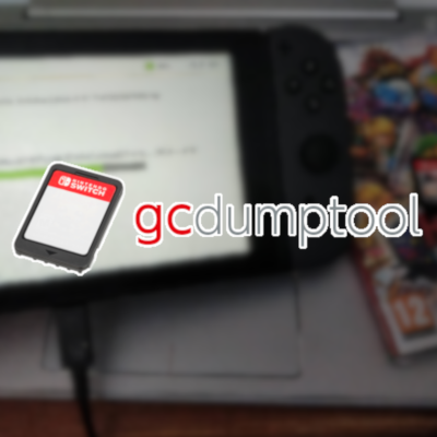 gcdumptool 1 0 8 released, can now dump Switch Game Cards