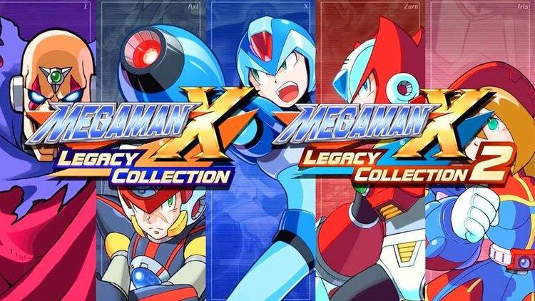 Review: Mega Man X Legacy Collection Vol  1 & 2 (PlayStation