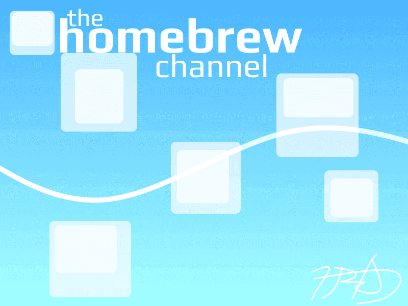 My Take on a Homebrew Channel look | GBAtemp net - The