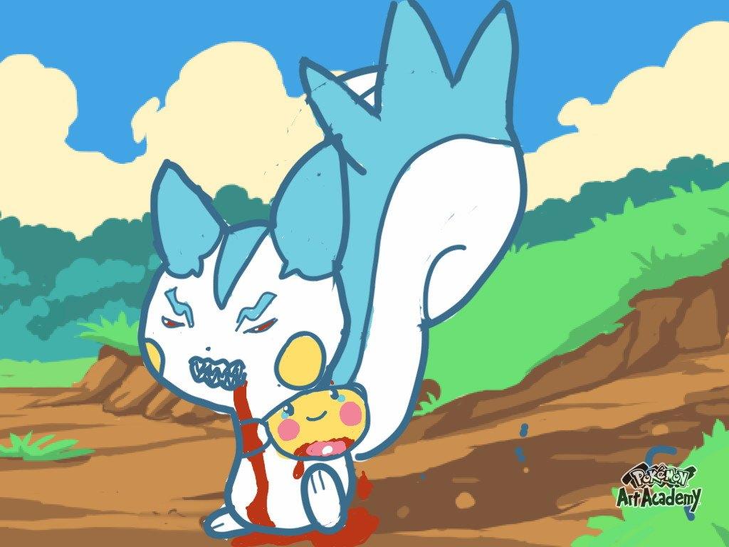 Uncategorized Pokemon Drawing Games caption these pokemon art academy drawings gbatemp net the jpg hni 0017