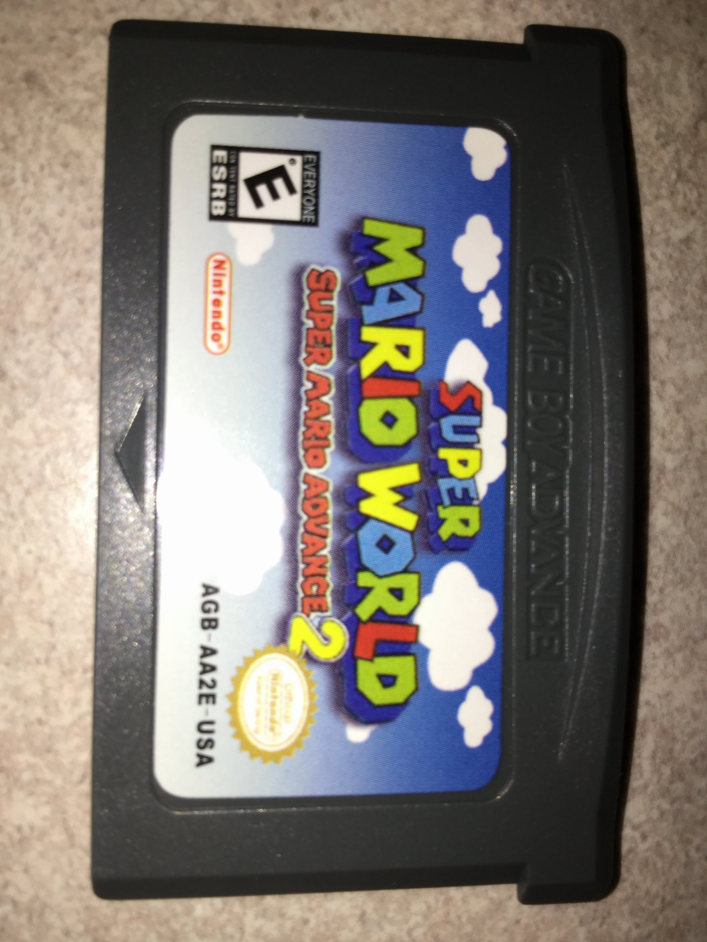 is this a fake super mario world gbatemp net the independent