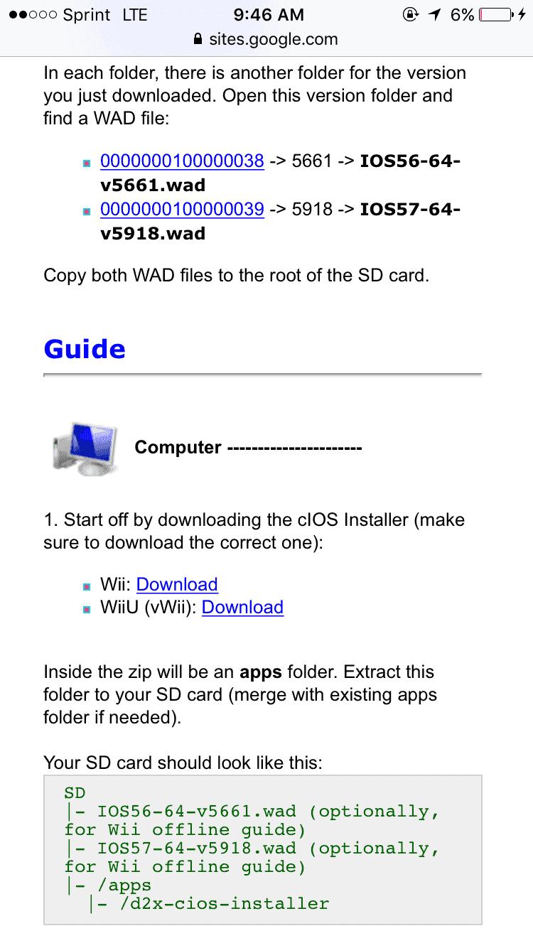 Convert Wad To Iso Wii Software Programs - aaagoo