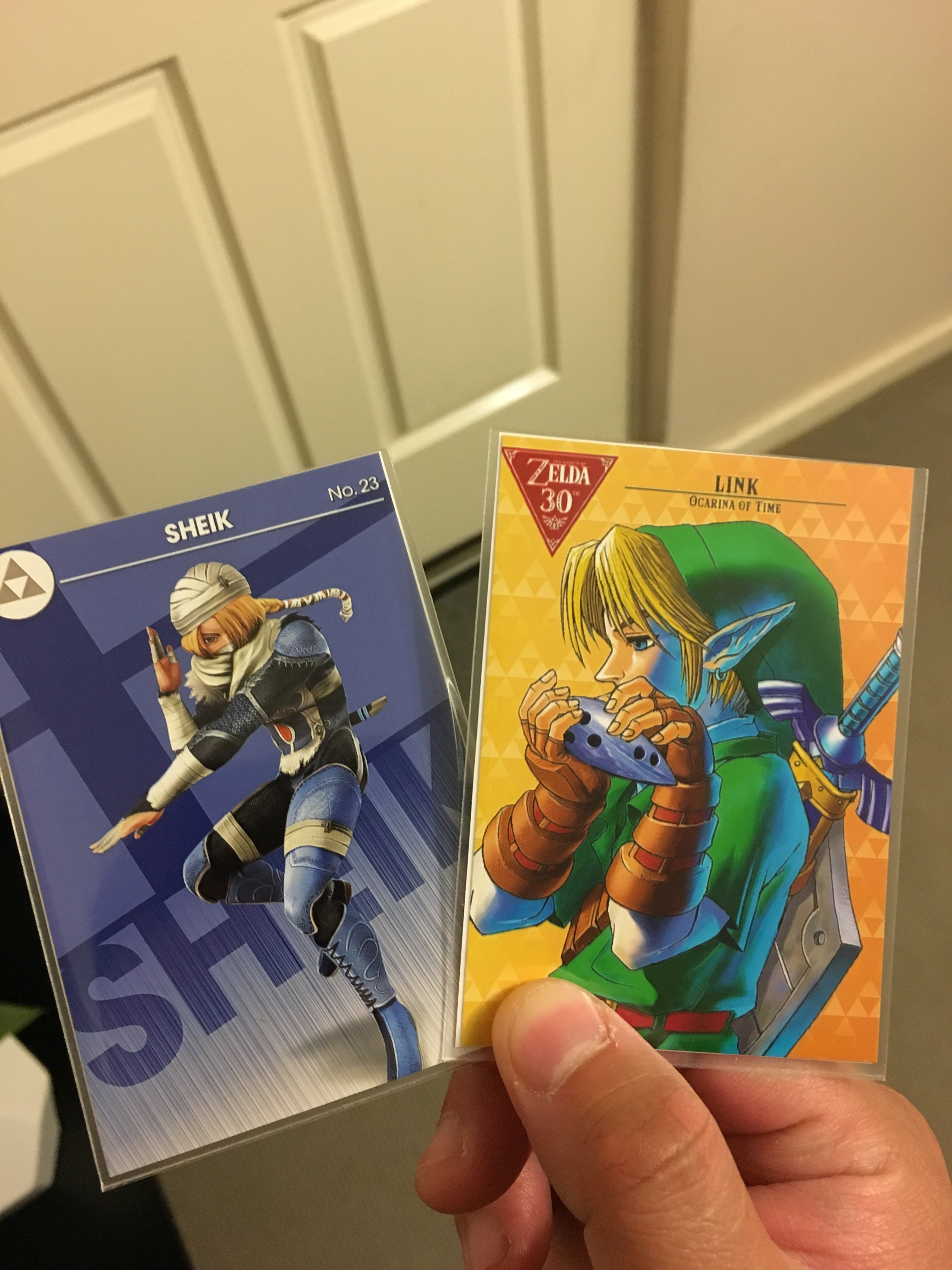 Custom Amiibo Cards for BOTW | Page 3 | GBAtemp net -> The