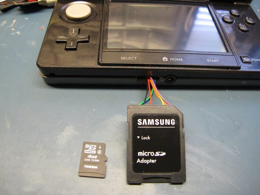 theory) 3ds dual nand hardmod page 4 gbatemp net the Nintendo 3DS XL Mods at edmiracle.co