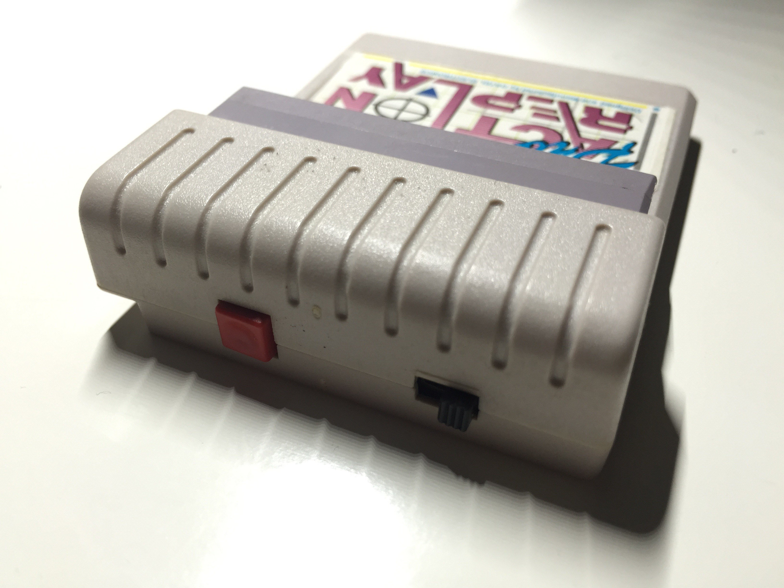 Game boy color game genie codes - The Red Button And Black Switch The Button Resets The Console