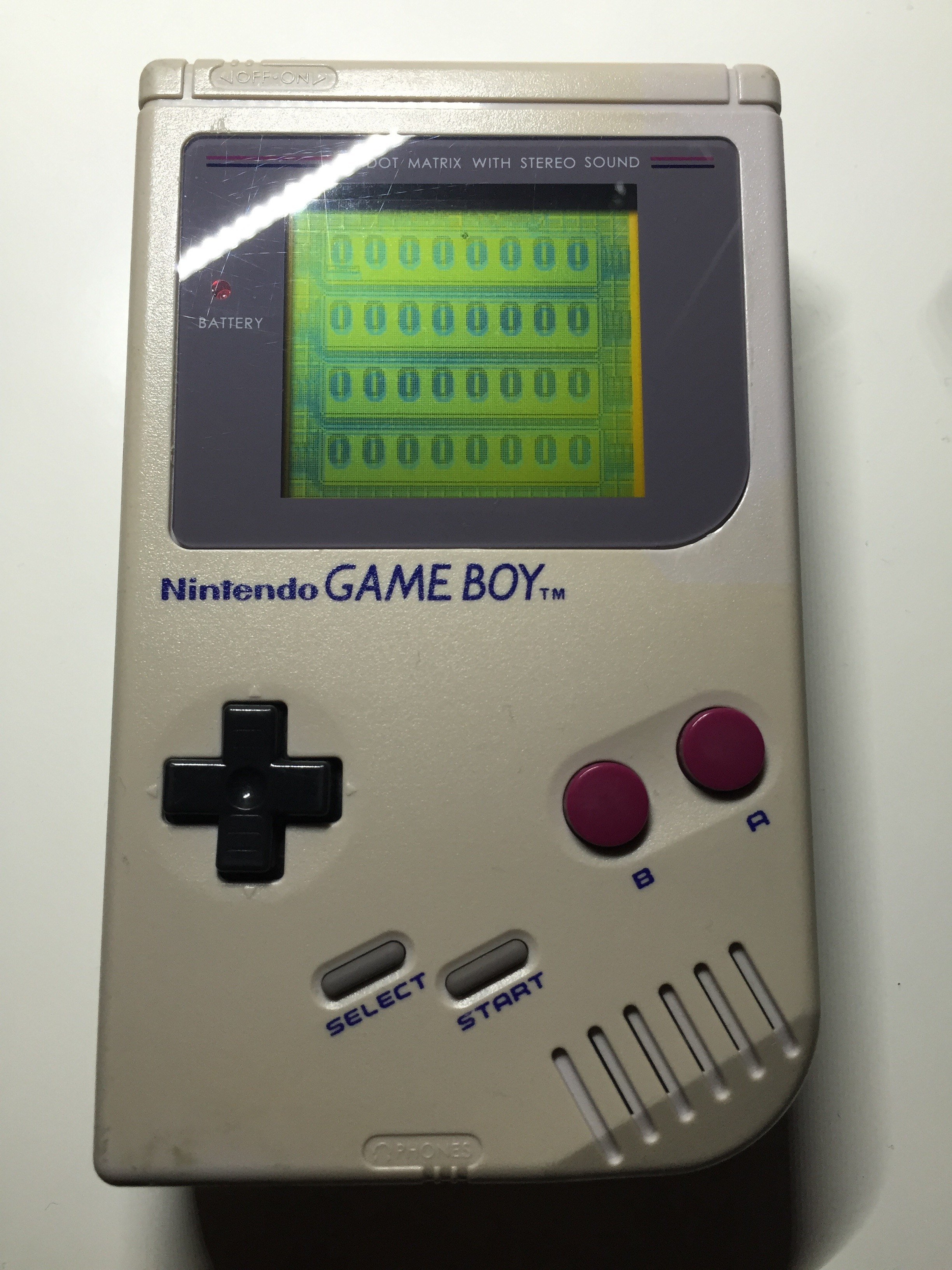 Game boy color game genie codes - Code Entry Screen
