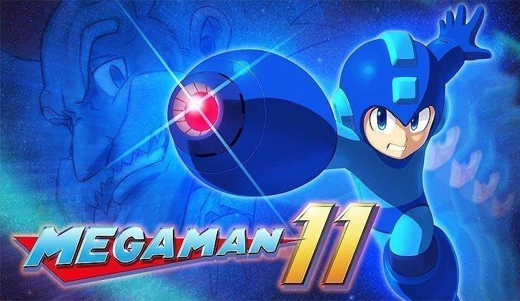 Mega Man 11 gets a surprise demo on Switch
